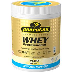 Peeroton Whey Professional Protein Shake Tub 350g, Vanilla
